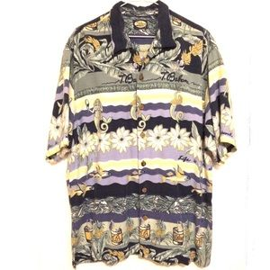 Tommy Bahama Mens Button up Shirt